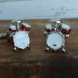 Other - Drum Set Cuff LInks